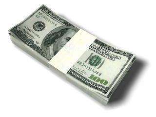 Bündel von dollar