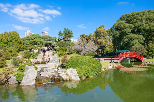 Buenos aires japanische gärten