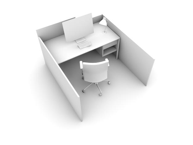 Büroabteilung