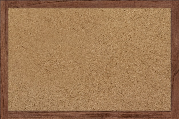 Bulletin cork boards holzrahmen