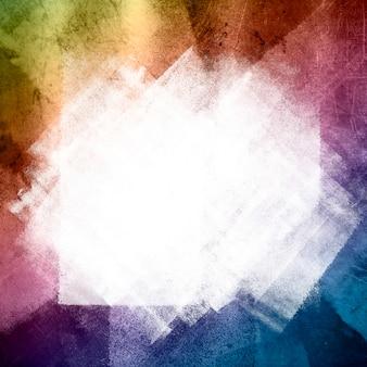Bunte abstrakte farbe grunge-stil hintergrund