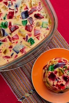 Bunte gelatine