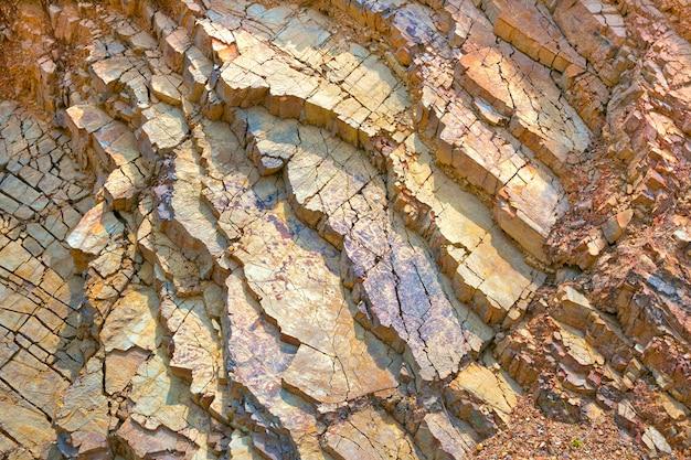Bunte muster und texturen des steins für hintergrund.