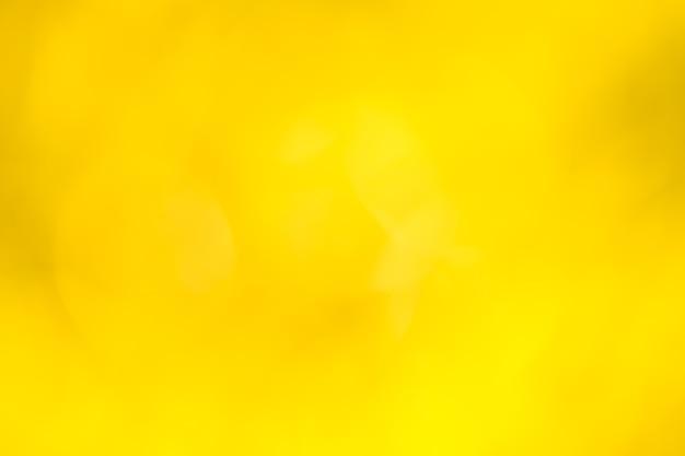 Bunte unscharfe hintergründe, gelber hintergrund