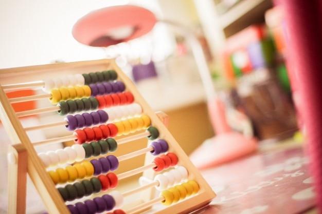 Bunten abacus