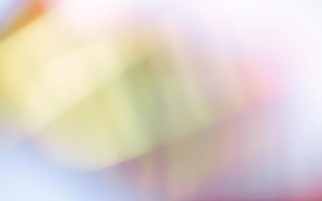 Bunter abstrakter hintergrund der glatten gaußschen unschärfe. kamera erzeugen illustration von weiche gefärbt.
