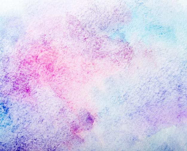 Bunter aquarellhintergrund.