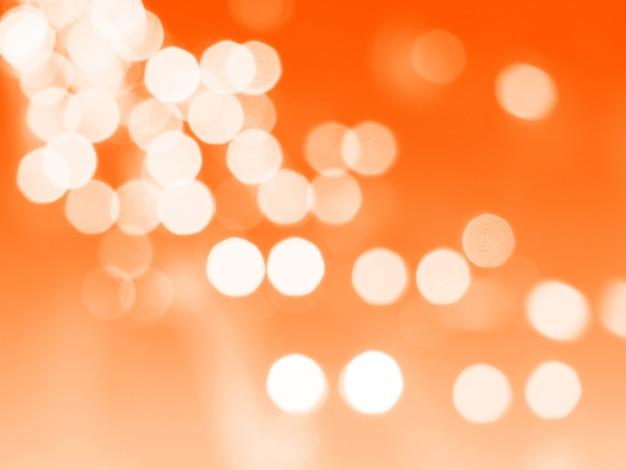 Bunter weihnachtshintergrund mit bokeh leuchten