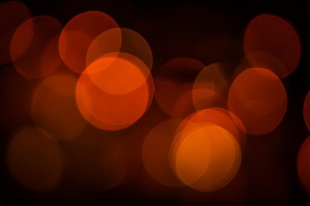 Buntes abstraktes bokeh beleuchtet hintergrund bokeh-hintergrund für festivaljahreszeit.