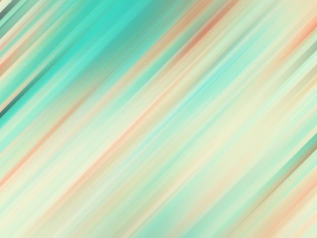 Buntes diagonales linienmuster, abstrakter steigungshintergrund. luxuriöse und elegante illustration mit weichem und unscharfem bewegungseffekt