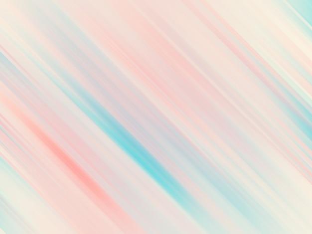 Buntes diagonales linienmuster, abstrakter steigungshintergrund. weicher und unscharfer bewegungseffekt. kreative, luxuriöse und elegante stilillustration