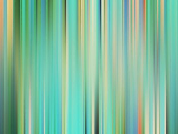 Buntes vertikales linienmuster, abstrakter steigungshintergrund. luxuriöse und elegante illustration mit weichem und unscharfem bewegungseffekt