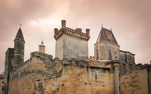 Burg von uzes