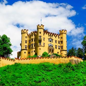 Burgen von bayern