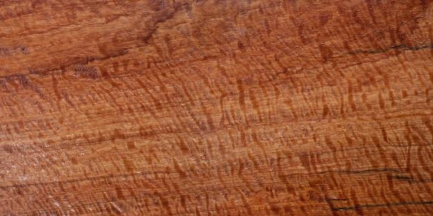 Burma padauk-holz hat tigerstreifen- oder lockige streifenmaserung