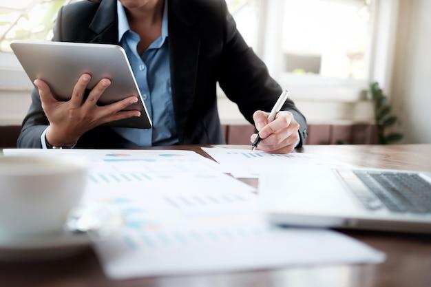 Business-analyse-planung und lösung ziel strategie-konzept.