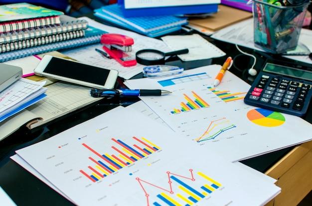 Business finance-dokumente