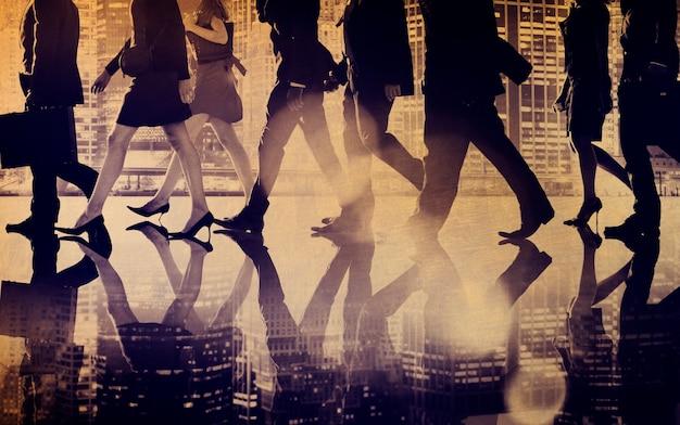 Business people collaboration team teamwork professionelles konzept