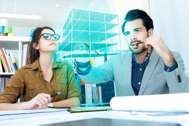 Business professional für erwachsene team frau