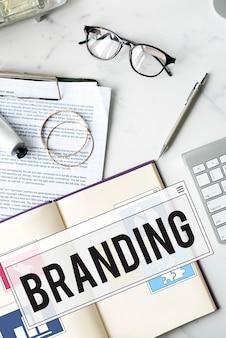 Business working analysis planungskonzept