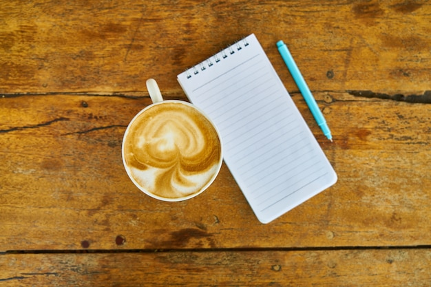 Café schreiben cafeteria keine leute kaffeetasse