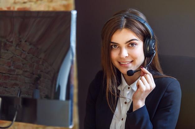 Callcenter-betreiberin