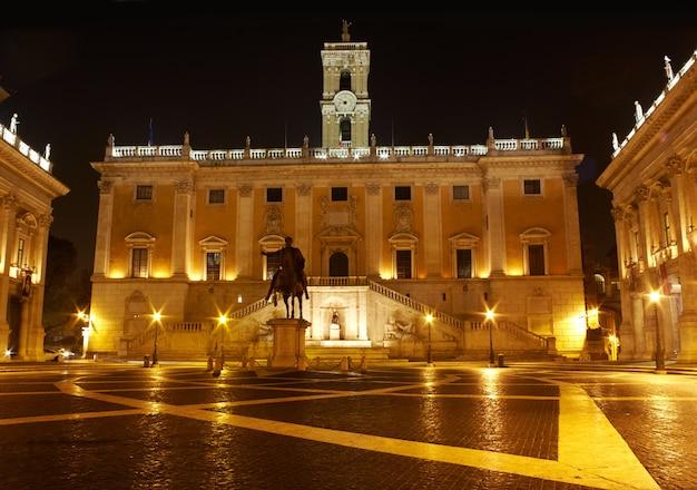 Campidoglio, kapitolinischer hügel in rom