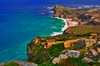 Cape point hdr bereich