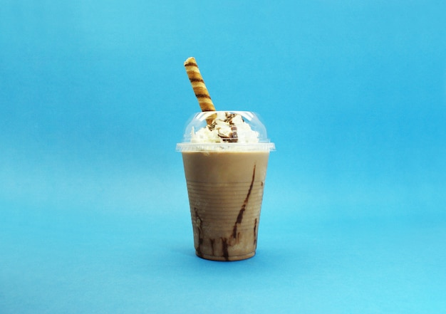Cappuccino mit sahne