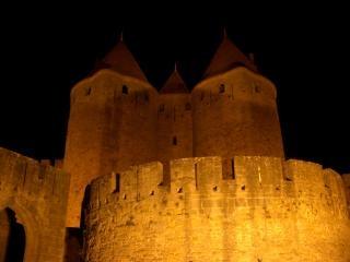 Carcassonne, tor