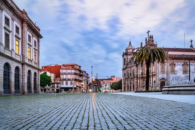 Carmo-kirche in porto, portugal