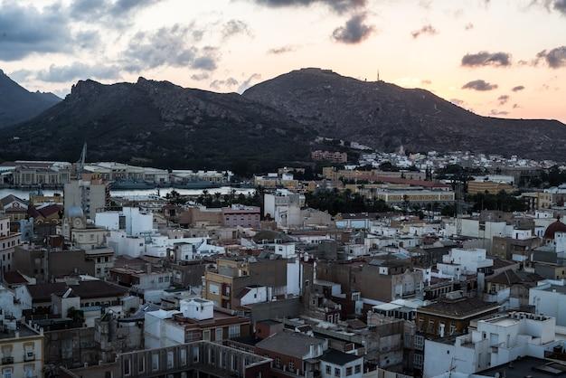 Cartagena spanien