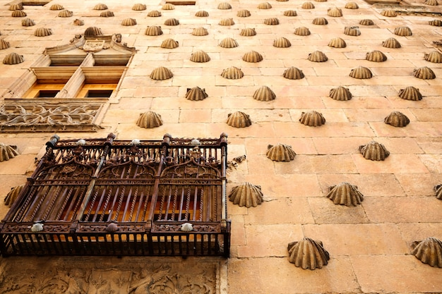 Casa de las conchas muschelhaus salamanca
