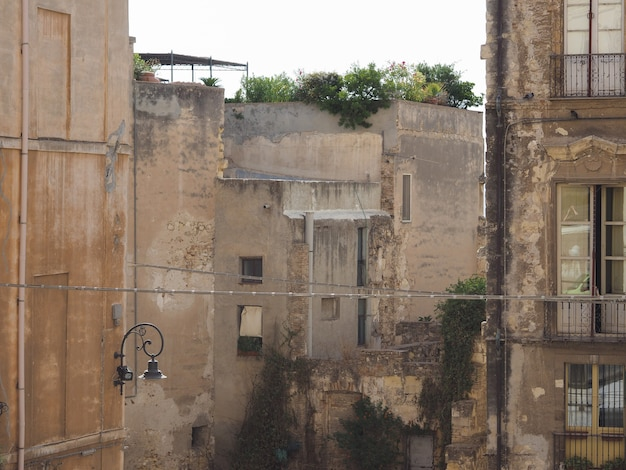 Casteddu (bedeutet burgviertel) in cagliari