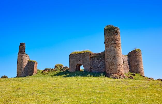 Castillo de las torres schloss von via de la plata