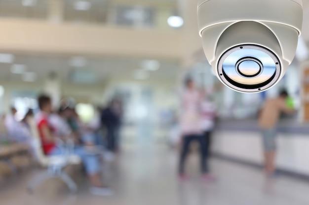 Cctv-kamera für die sicherheit