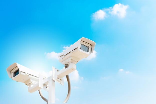 Cctv-kameras, überwachungskameras