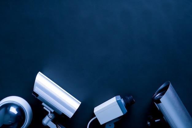 Cctv-sicherheitskamera für den innenbereich