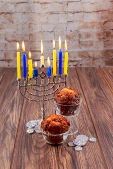 Chanukka, das jüdische fest der lichter