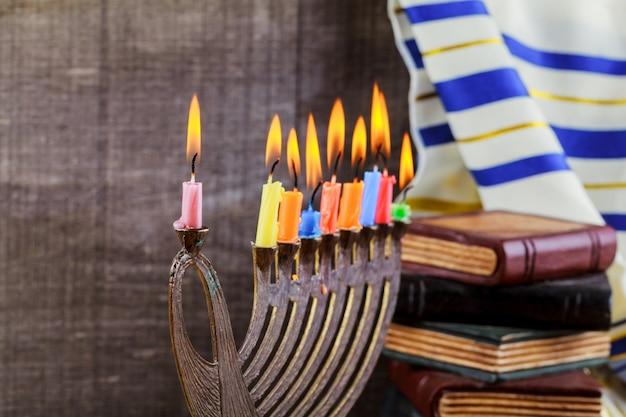 Chanukka, das jüdische lichterfest