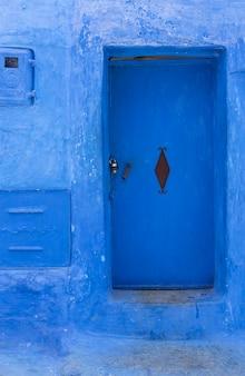 Chaouen die blaue stadt von marokko. chefchaouen