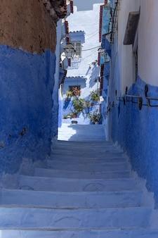 Chaouen die blaue stadt von marokko