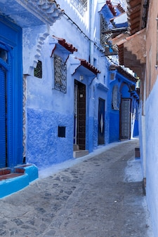 Chaouen die blaue stadt von morocco.chefchaouen