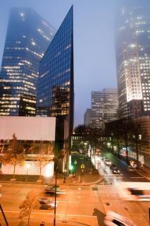Charlotte bankenviertel