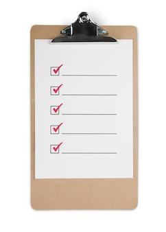 Checkliste zwischenablage checkboxen häkchen organisation checkbox bleistift