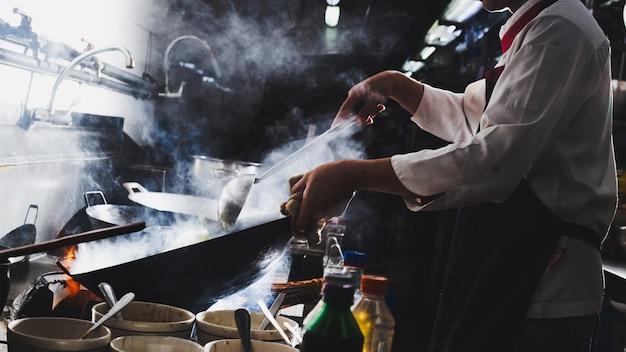 Chefkoch braten kochen
