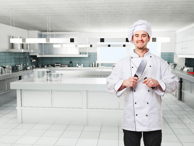Chefkoch im dienst