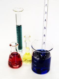 Chemie flüssigkeit