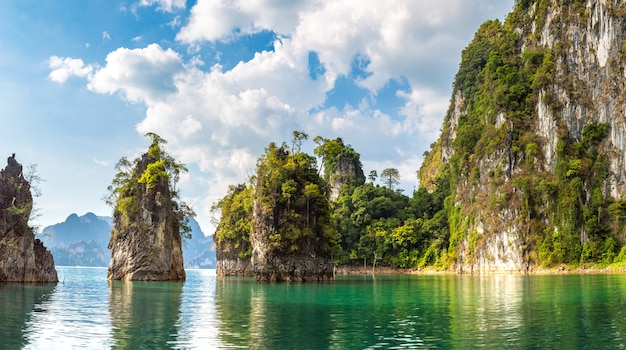 Cheow lan see in thailand