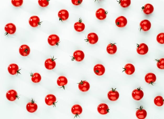 Cherru-tomate, gesunde ernährung und vegetarismus